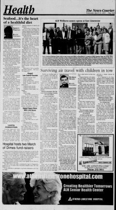 Athens News Courier, March 16, 2005, Page 19