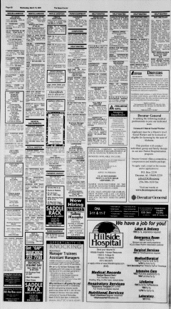Athens News Courier, March 16, 2005, Page 31