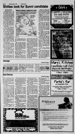 Athens News Courier, March 16, 2005, Page 12
