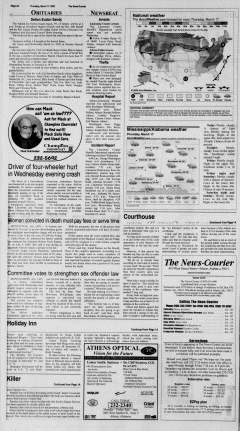 Athens News Courier, March 17, 2005, Page 3