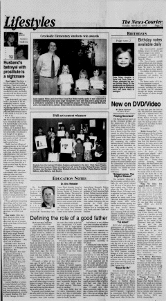 Athens News Courier, March 22, 2005, Page 13