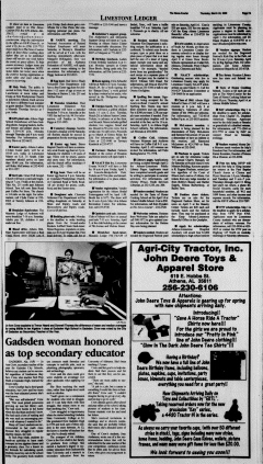 Athens News Courier, March 24, 2005, p. 14