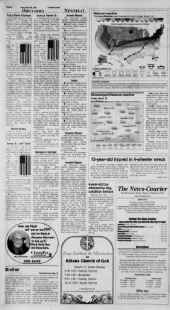 Athens News Courier, March 25, 2005, Page 3
