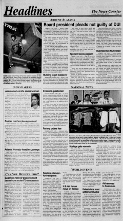 Athens News Courier, March 25, 2005, Page 7