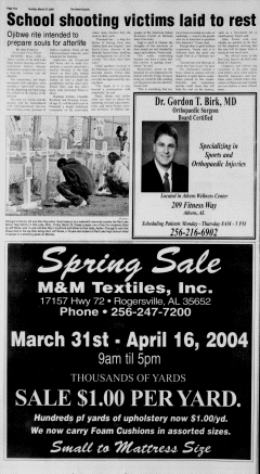 Athens News Courier, March 27, 2005, Page 33