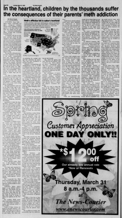 Athens News Courier, March 27, 2005, Page 45