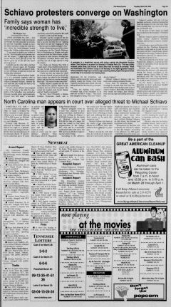 Athens News Courier, March 29, 2005, Page 5