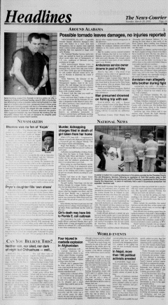 Athens News Courier, March 29, 2005, Page 7
