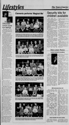 Athens News Courier, March 29, 2005, Page 13
