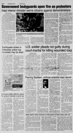Athens News Courier, March 29, 2005, Page 15