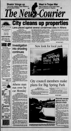 Athens News Courier, March 29, 2005, Page 2