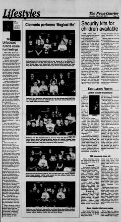 Athens News Courier, March 29, 2005, Page 14
