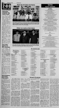 Athens News Courier, April 12, 2005, Page 19
