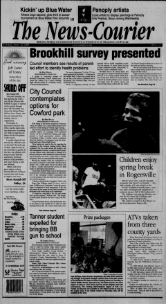 Athens News Courier, April 12, 2005, Page 2