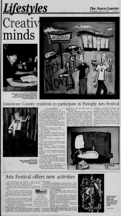Athens News Courier, April 13, 2005, Page 45