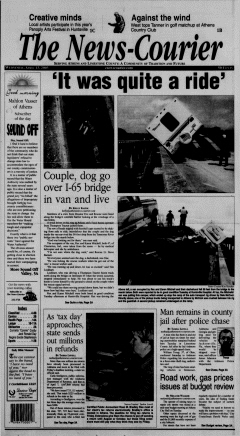 Athens News Courier, April 13, 2005, Page 2