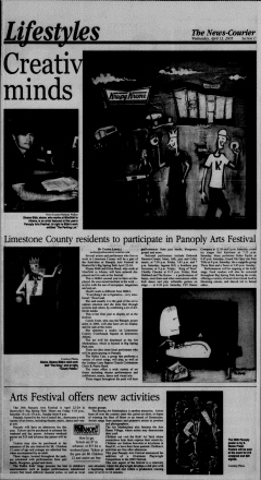 Athens News Courier, April 13, 2005, Page 46