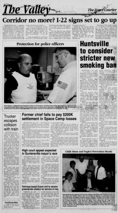 Athens News Courier, April 17, 2005, Page 11