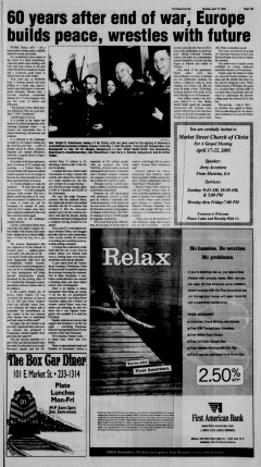 Athens News Courier, April 17, 2005, Page 30