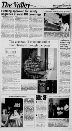 Athens News Courier, April 19, 2005, Page 9