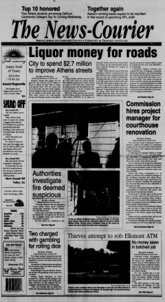 Athens News Courier, April 19, 2005, Page 2