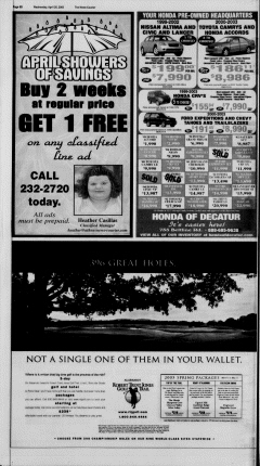 Athens News Courier, April 20, 2005, Page 35
