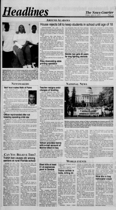 Athens News Courier, April 22, 2005, Page 7