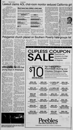 Athens News Courier, April 22, 2005, Page 11