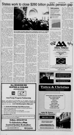 Athens News Courier, April 24, 2005, Page 21