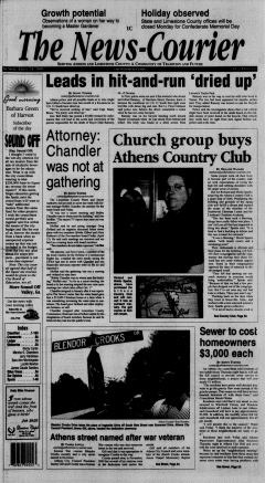 Athens News Courier, April 24, 2005, Page 2