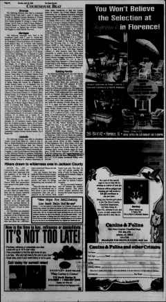 Athens News Courier, April 24, 2005, Page 16