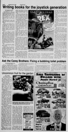 Athens News Courier, April 27, 2005, Page 59