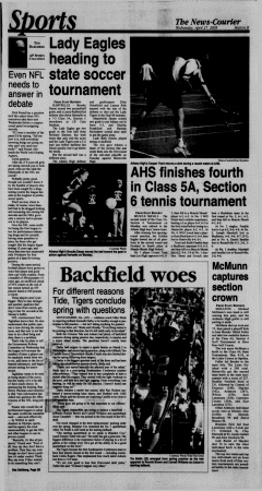 Athens News Courier, April 27, 2005, Page 34