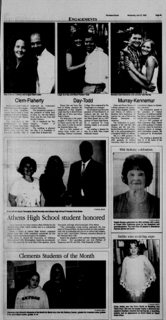 Athens News Courier, April 27, 2005, Page 58
