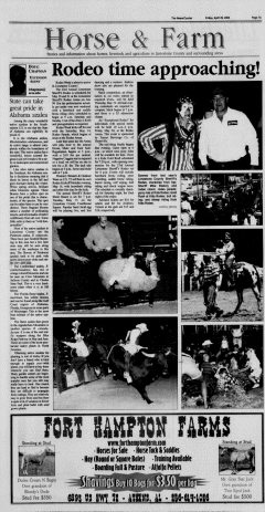 Athens News Courier, April 29, 2005, Page 13