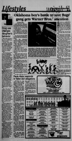 Athens News Courier, April 29, 2005, Page 16