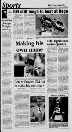 Athens News Courier, May 01, 2005, Page 49