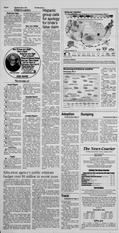 Athens News Courier, May 04, 2005, Page 3