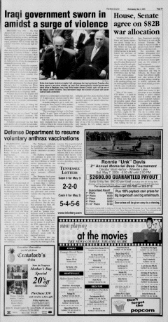 Athens News Courier, May 04, 2005, Page 5