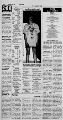 Athens News Courier, May 04, 2005, Page 31