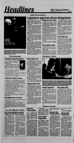 Athens News Courier, May 04, 2005, Page 8