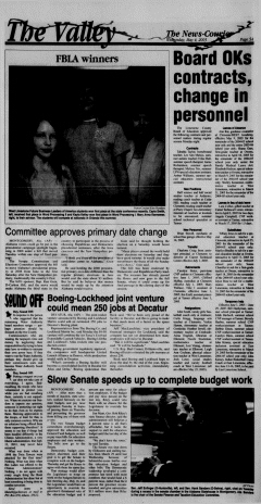 Athens News Courier, May 04, 2005, Page 10