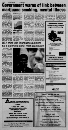 Athens News Courier, May 04, 2005, Page 24