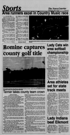 Athens News Courier, May 04, 2005, Page 30
