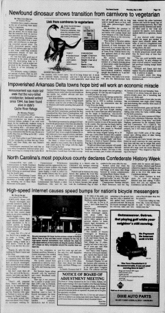 Athens News Courier, May 05, 2005, Page 21