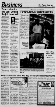 Athens News Courier, May 05, 2005, Page 23