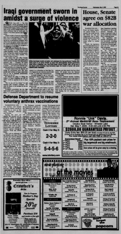 Athens News Courier, May 05, 2005, Page 6