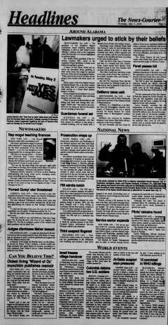 Athens News Courier, May 05, 2005, Page 12