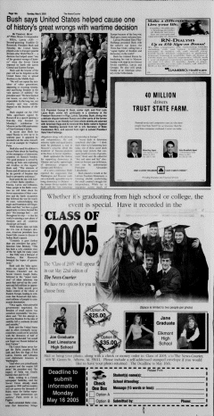 Athens News Courier, May 08, 2005, Page 31