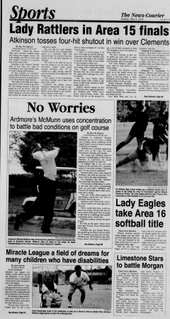 Athens News Courier, May 08, 2005, Page 45